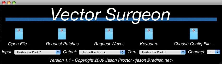 Vector Surgeon 1 1 Read Me